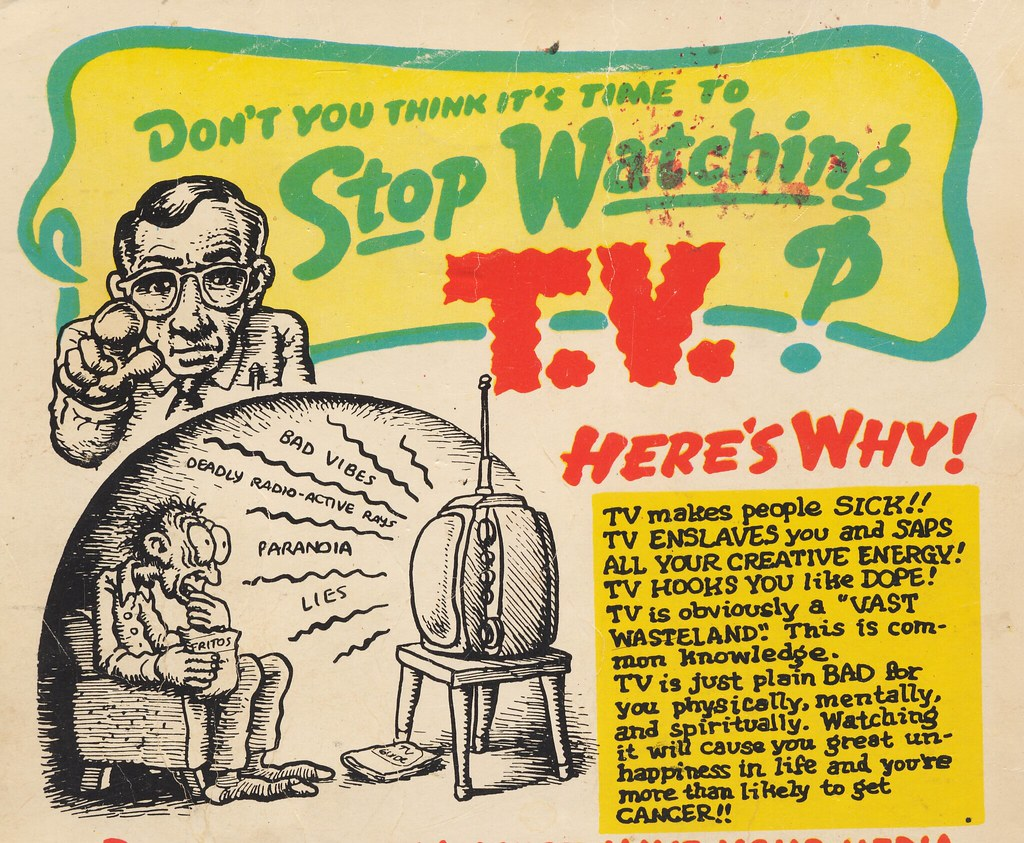 Image result for stop watching tv