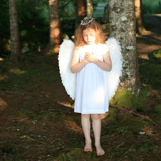 Angel In The Woods | by Fairy Heart ♥