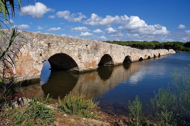 Ponte Romano di Fertilia (Alghero)