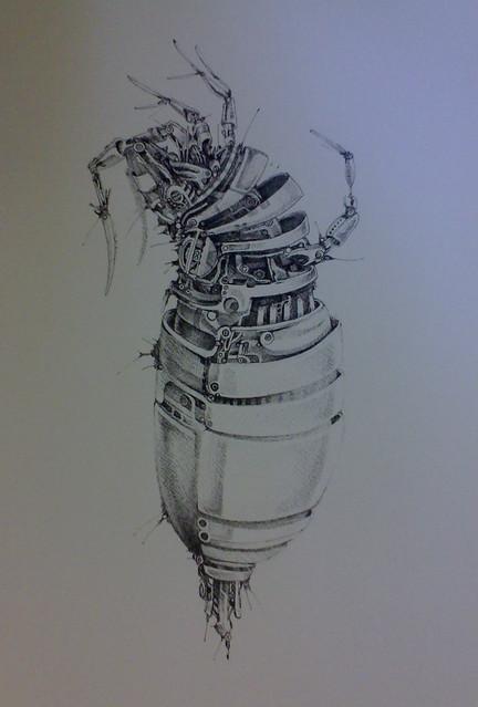 SciFi - Ungeziefer