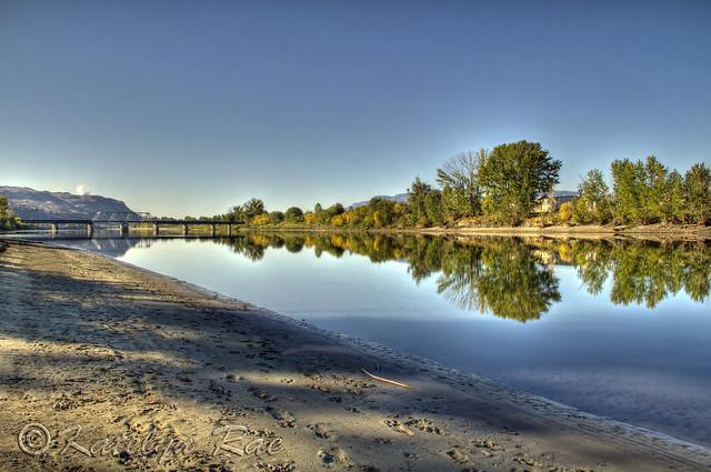 Thompson River HDR