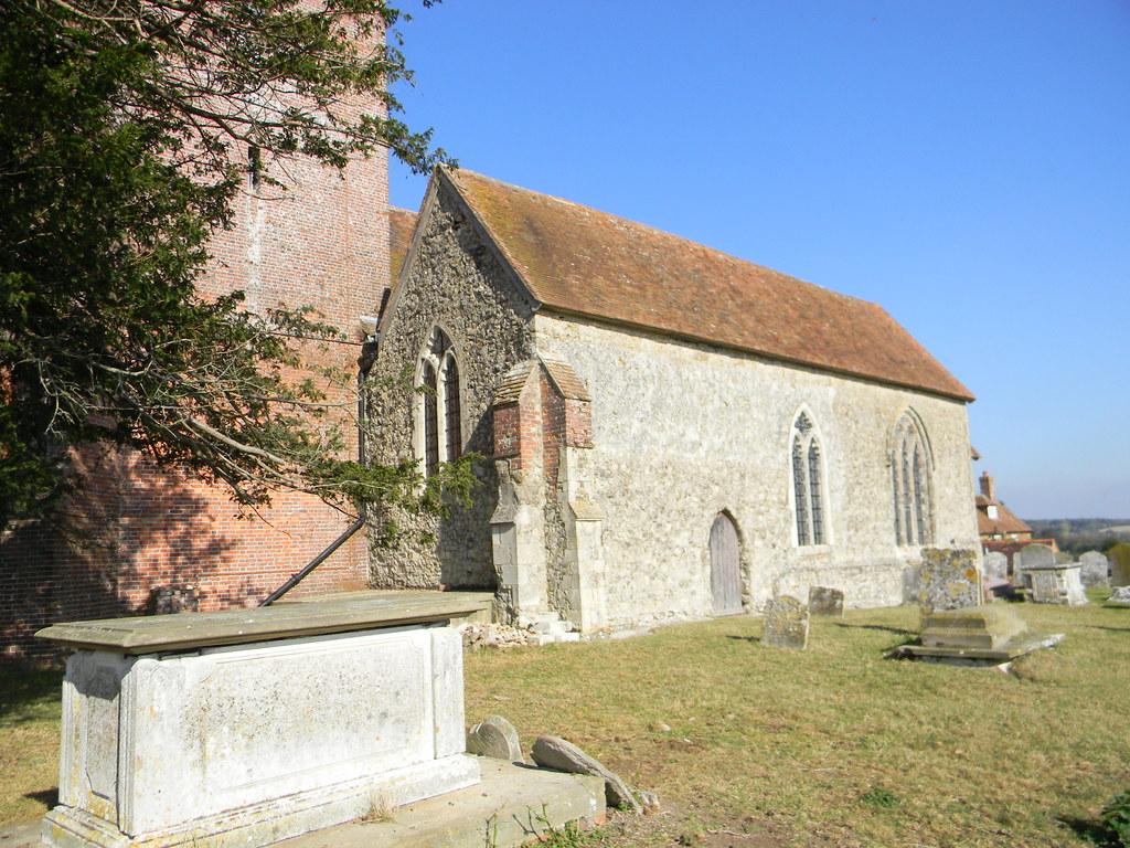Warehorne Church Ham Street to Appledore