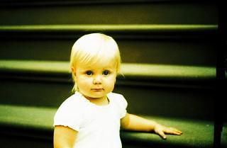 Minna Kottke, a serious portrait   by megnut