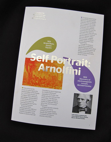 Self Portrait: Arnolfini