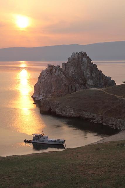 4134 Olkhon island, остров Ольхон