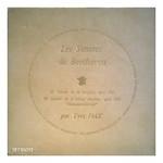 仏DISCOPHILES FRANÇAIS DF 730.012 ホワイト・アンド・ブルー・ラベル☆イーヴ・ナット(P)、ベートーヴェン:ピアノ・ソナタ No.28,No.29《ハンマークラヴィーア》