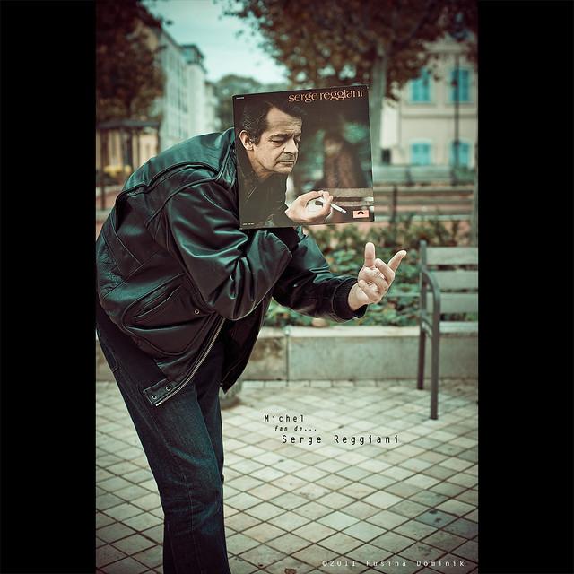 Michel, fan of... Serge Reggiani | Nouvelles Voix 2011 {explored}