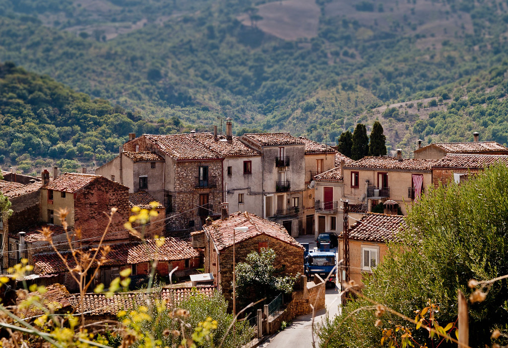 Paesino siciliano