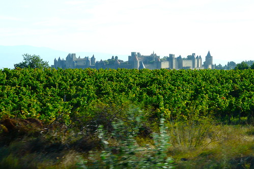 Carcassonne at high speed!