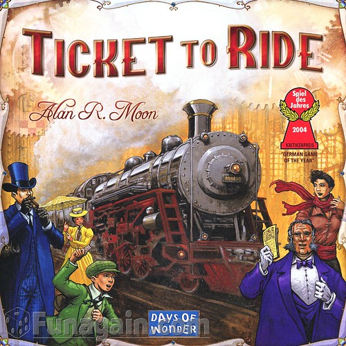 Ticket To Ride | by unicornparade