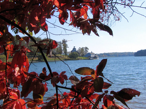 SML State Park_Leaves_October2011 | by vastateparksstaff