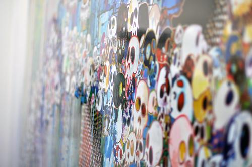 Fiac 2011 @ Grand Palais - Galerie Emmanuel Perrotin