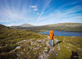 Walking around Grövelsjön | by kiljano