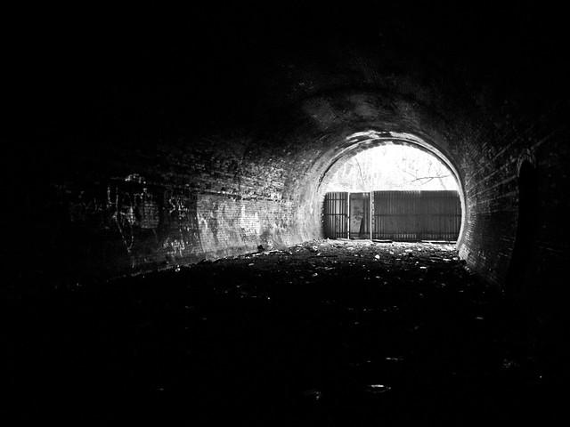 Glasgow tunnels