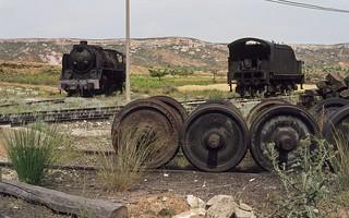 10.  1982-06 Ferrocarril Andorra-Escatrón