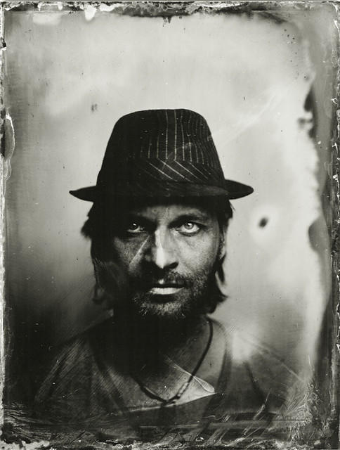 Ambrotype Collodion Wet Plate Photography by Daniel Samanns - Berlin Germany