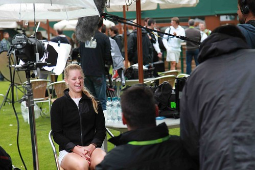 Wimbledon 2011 in the Press Area | by creatorbase