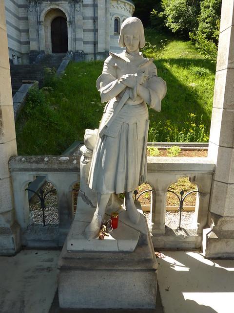 SORTIE A DOMREMY LA PUCELLE - STE JEANNE D'ARC