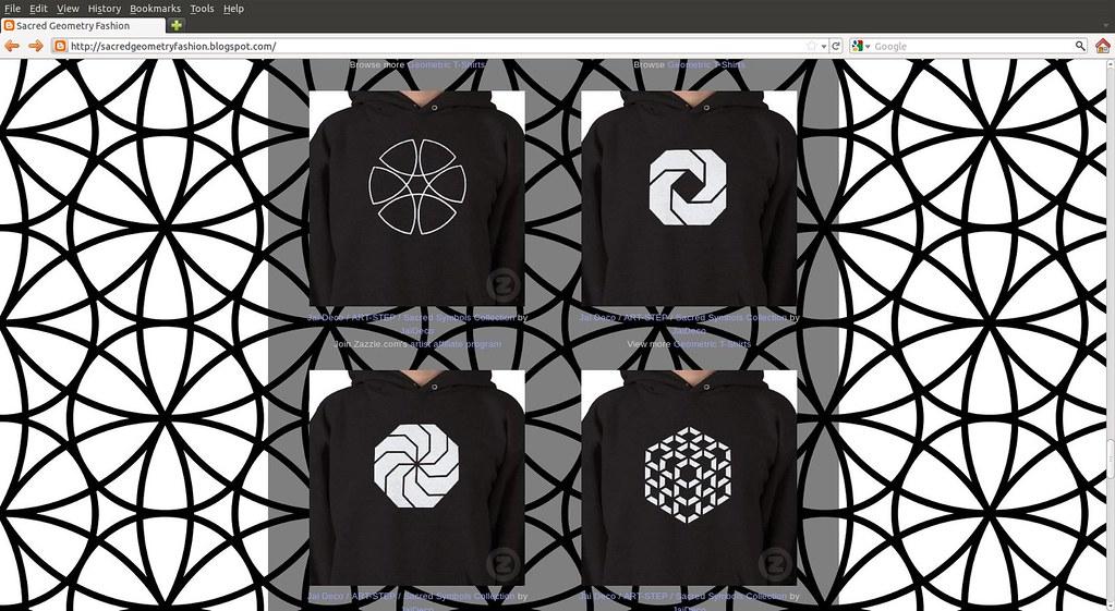 Geometric Hoodies Designer Geometric Fashion Designer To Flickr