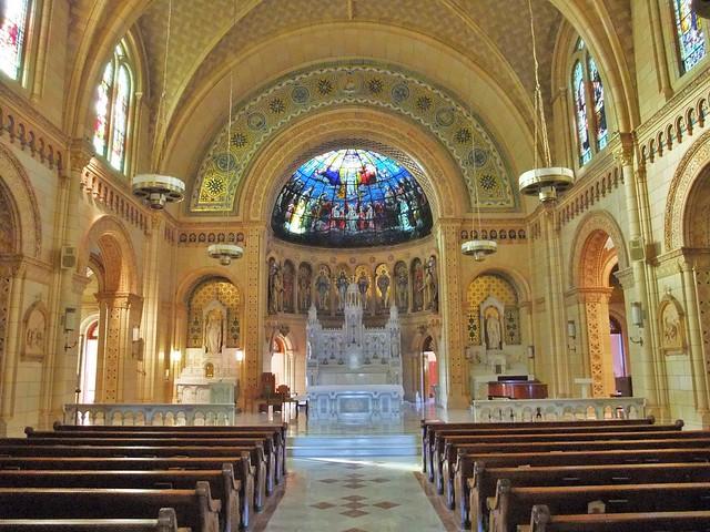 Mount St. Alphonsus, Former Redemptorist Seminary, Esopus, NY