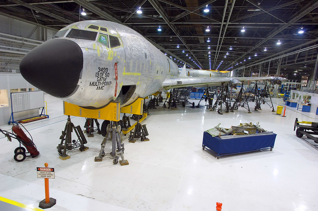 Boeing KC-135 Stratotanker at Tinker AFB, OK | un-edited-An \u2026 | Flickr