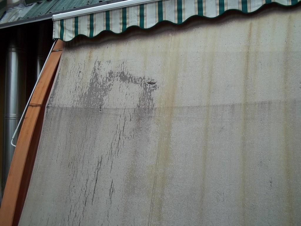 Sostituzione teli in vinitex invernali Torino Chieri www.mftendedasoletorino.it