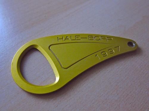 Paragon Hale Bopp opener.   by Stevil Kinevil