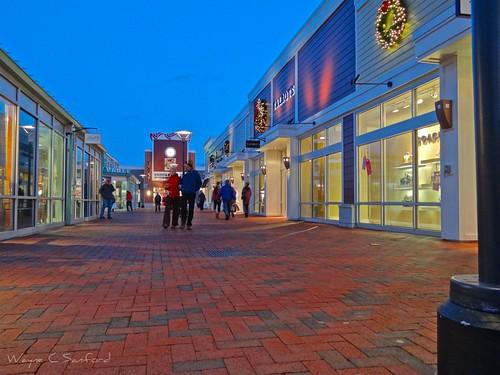 sunset mall evening maine freeport 111111 dschx100v sonydschx100v feeportmaine