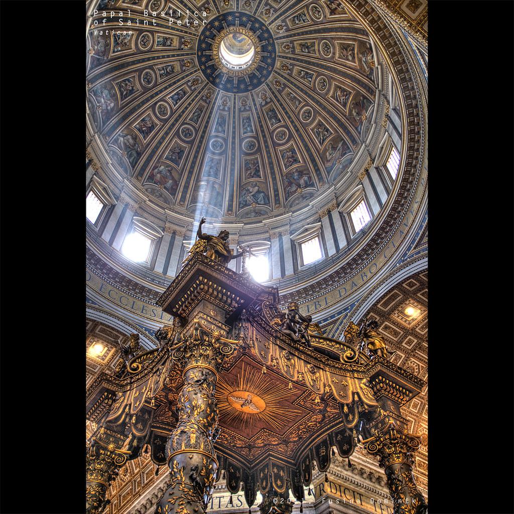 Papal Basilica of Saint Peter | Vatican