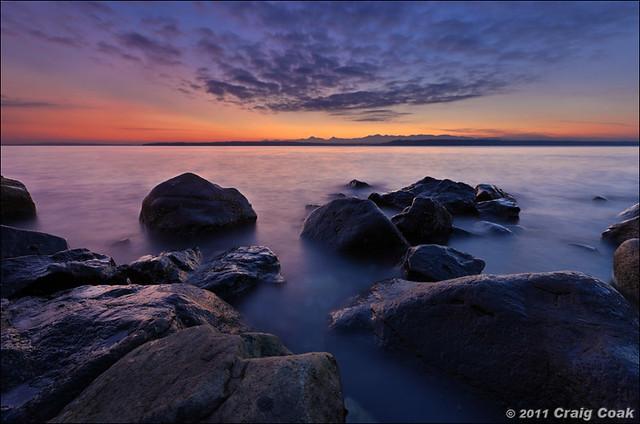 Water & Rocks @ Edmonds (WA)