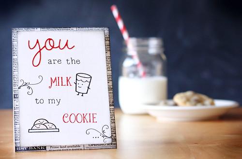 milk to my cookie | by mom2sofia