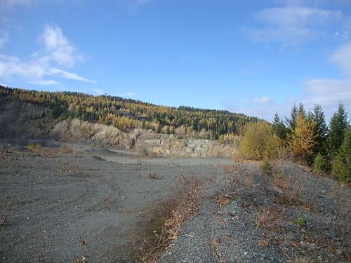 abandoned phoenix bc mining ghosttown