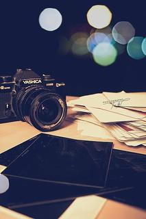 .~التصوير هو إيقاف لحظة من الزمن~.