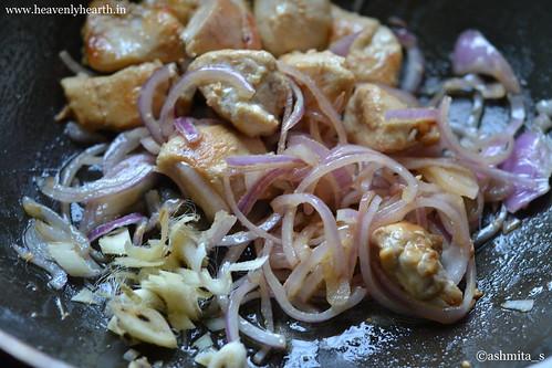 Thai Red Chicken Curry   by ashmita_s