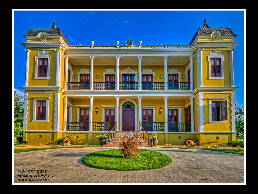 Palacete Los Moreau | HISTORY OF PALACETE LOS MOREAU In the