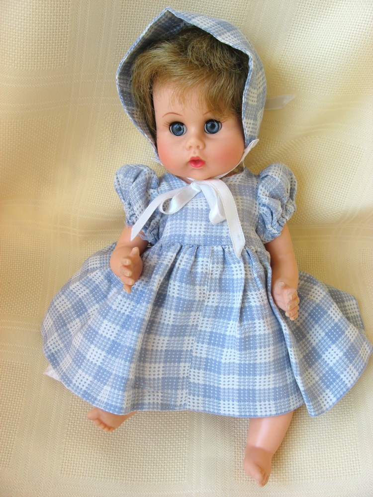 Teeny Tiny Tears Doll Regal 1965 Drinks Wets Teeny Tiny