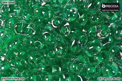PRECIOSA Twin™ seed beads - 321 96 001 - 38656 | by PRECIOSA ORNELA