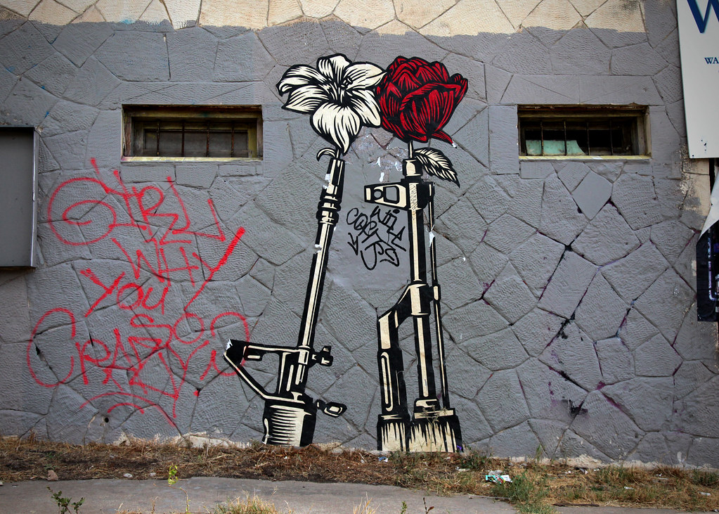 Street Art: Austin, TX Shepard Fairey