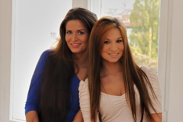 Antonija und Maary. ...  a3