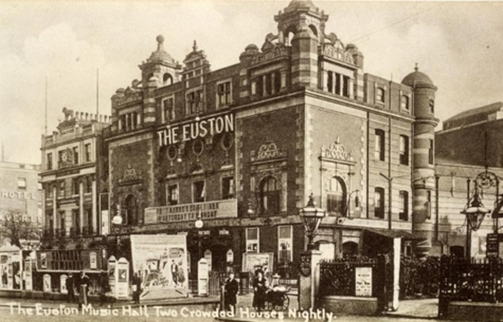 low priced 5deac 86fda ... 221-Century Regent Cinema King s Cross (1)   by Warsaw1948