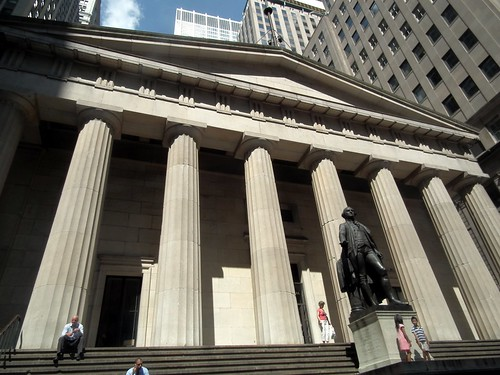 Federal Hall | by EDrost88