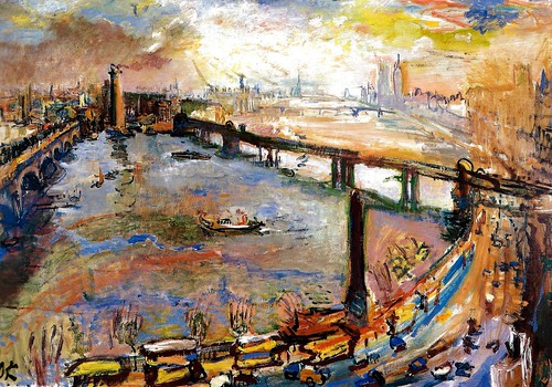 new york ny london art thames museum painting buffalo gallery museu view fine arts large musée musee m oskar knox impressionism museo impression impressionist muzeum 1926 albright albrightknox müze i museumuseum koroschka