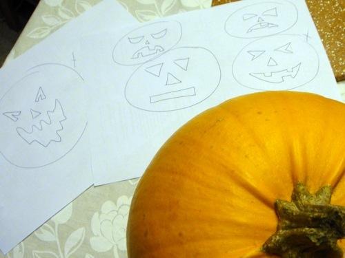 malvorlagen für halloweenkürbisse  silvmediade  flickr