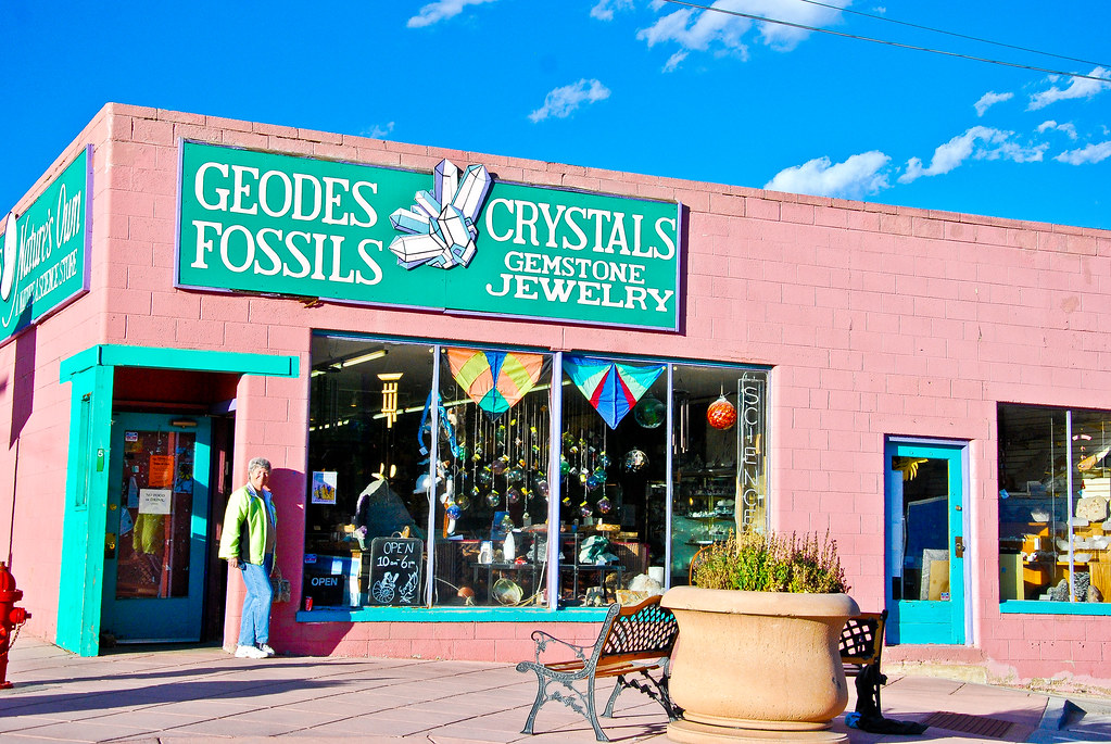 Geodes, Crystals, Fossils Gemstone Jewelry - Nederland, Co… | Flickr