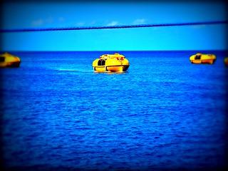 Royal Caribbean lifeboats