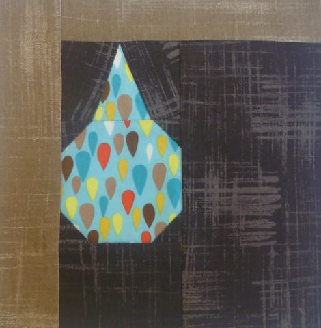 DHWQ Raindrop - Block 2 | by Quiltjane