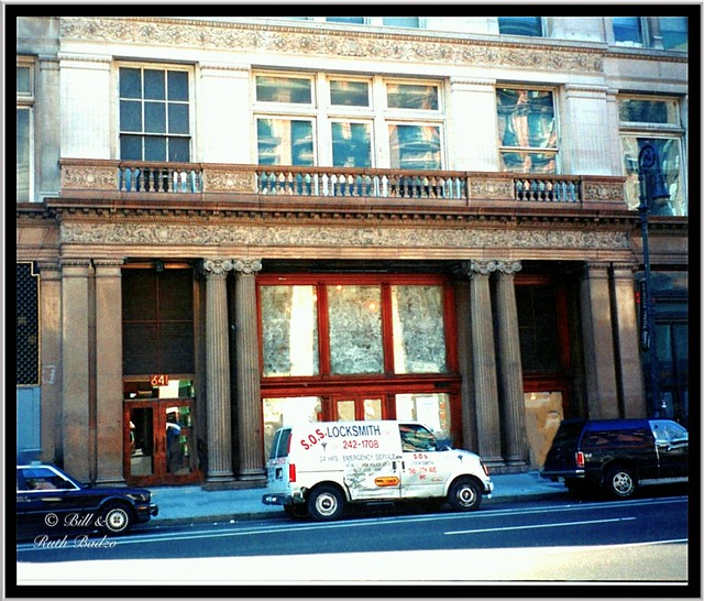 Simpson, Crawford & Simpson Building ~ Manhattan ~ New York City ~ NY ~ Film 1998