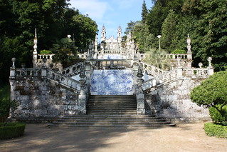 Lamego, Sanctuary of Our Lady of Remedies
