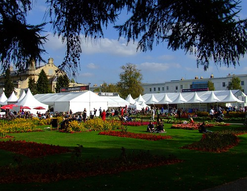 Cheltenham Literary Festival, 2011 | by Peter Curbishley