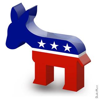 Democratic Donkey - 3D Icon